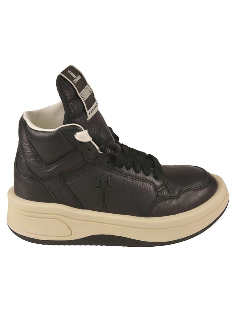 Rick Owens Turbowpn Sneakers - Black/White
