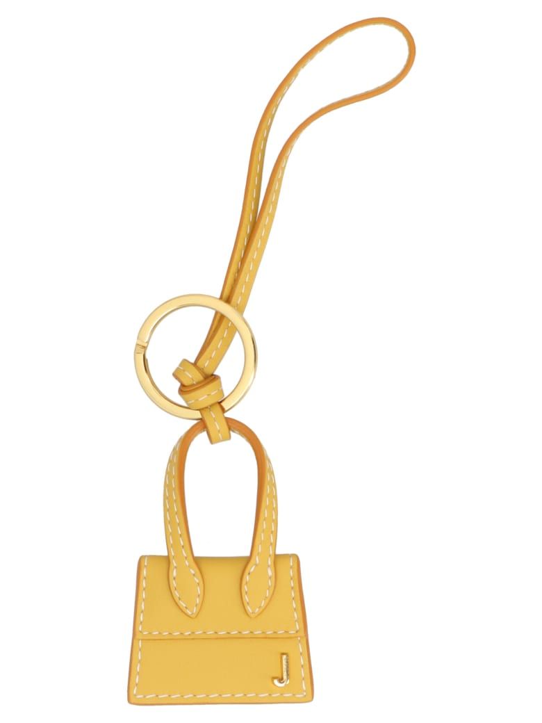 Jacquemus 'le Porte Cle Chiquito' Keyring - Giallo