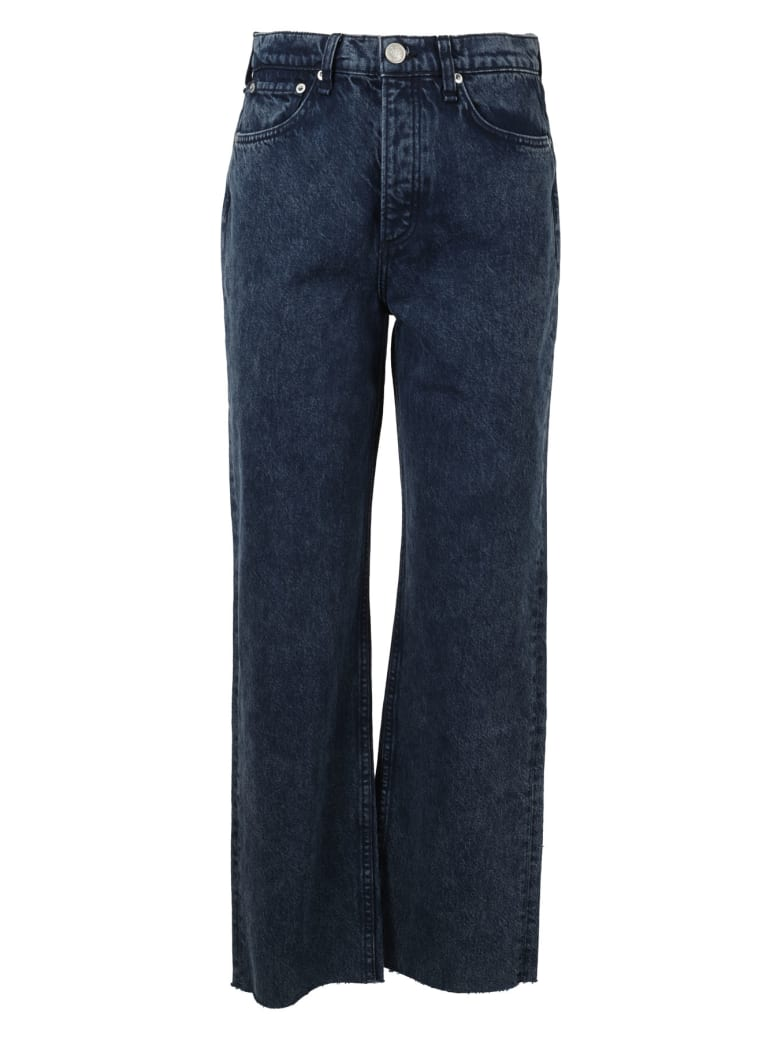 Rag & Bone Jeans - Bridletra Nero