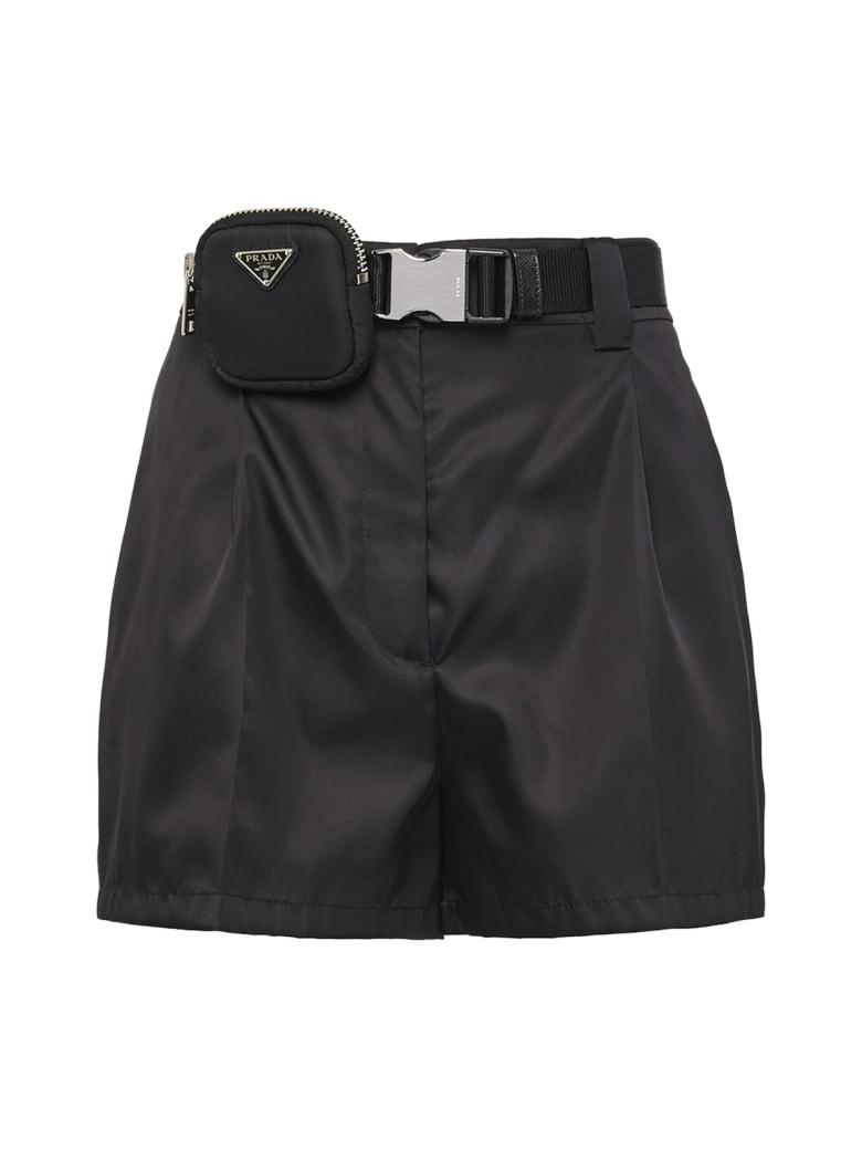 Prada Gabardine Nylon Pocket
