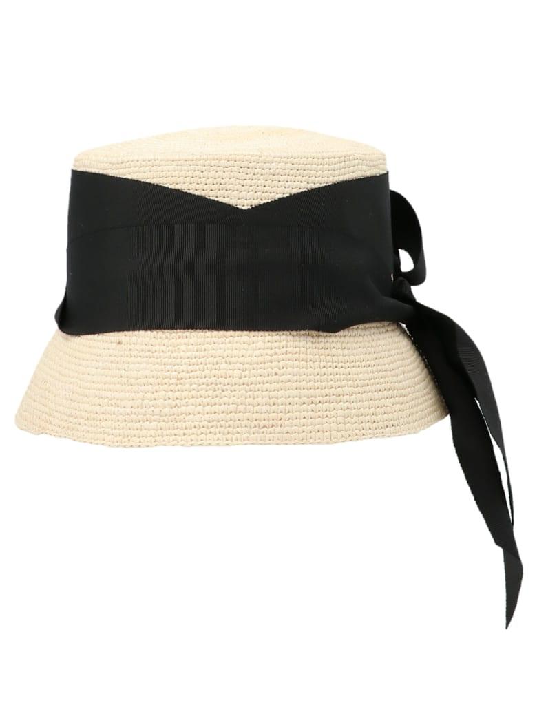 Sensi Studio 'lamp Shade' Hat - Beige