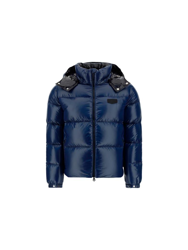 Duvetica Sallo Down Jacket - Blu scuro