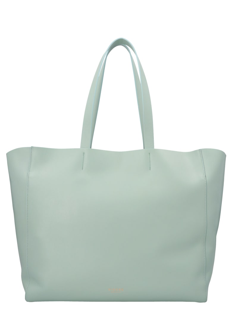 Visone 'amanda' Bag - Azzurro