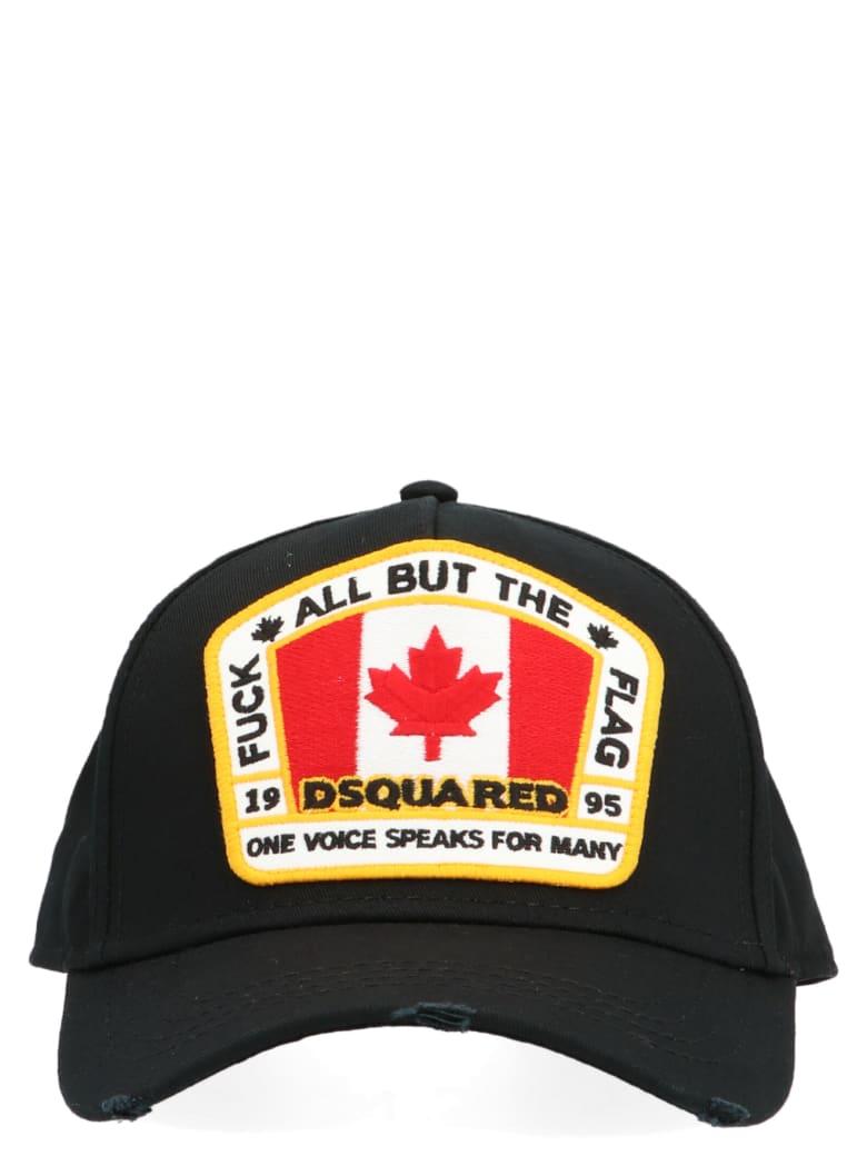 Dsquared2 Cap - Nero
