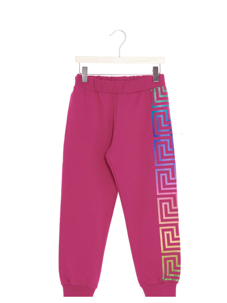 Young Versace Sweatpants - Fuchsia