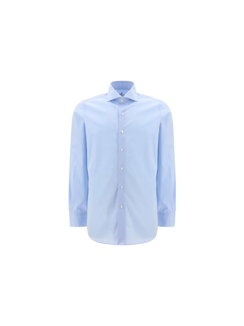 Finamore Shirt - Light blue