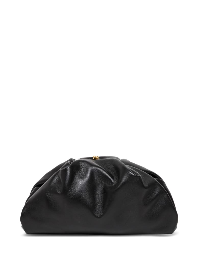 Jil Sander Handbag In Black Leather - Black