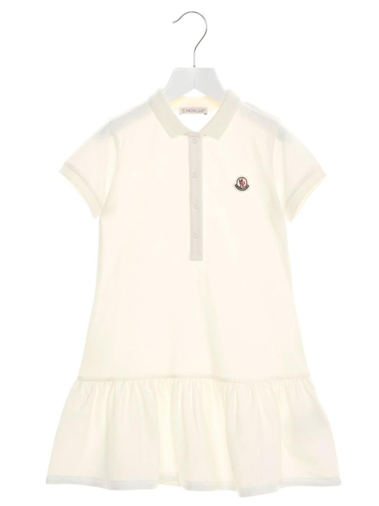 Moncler Dress - White