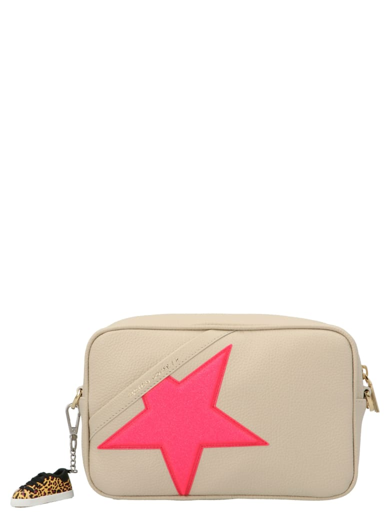 Golden Goose 'star Bag' Bag - Beige