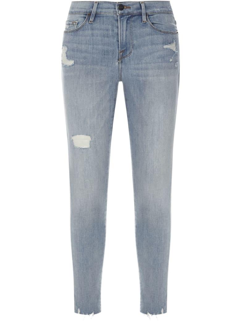 Frame Denim Alemany Jeans - Blue
