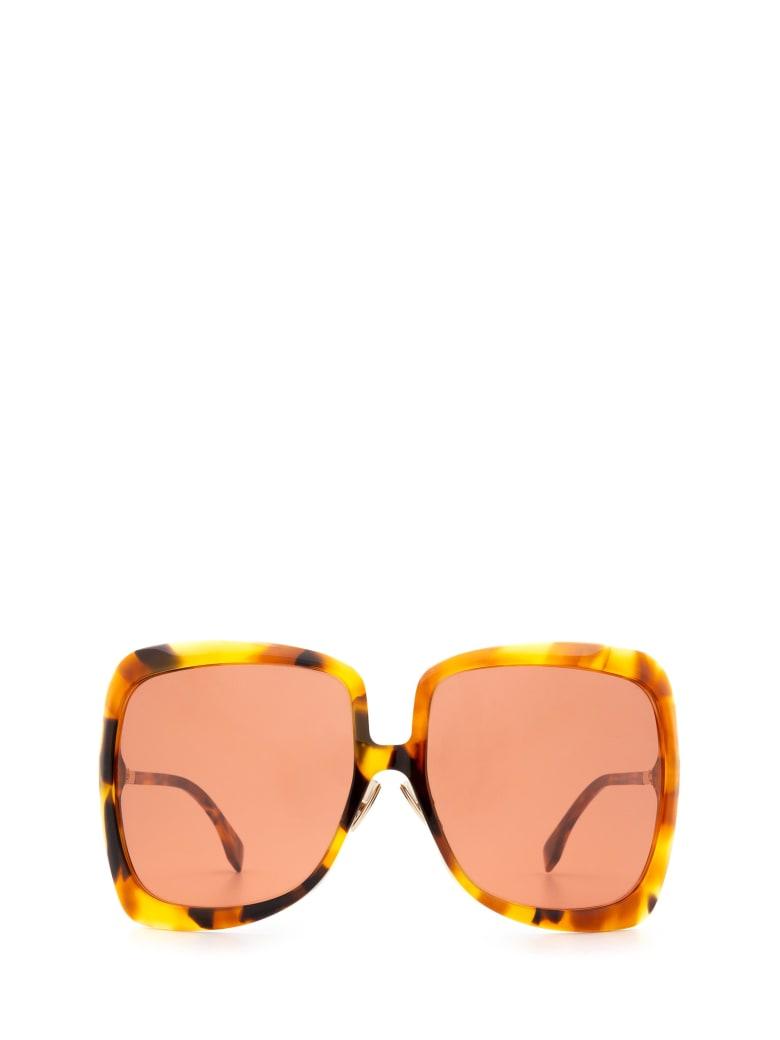 Fendi Fendi Ff 0429/s Brown Havana Sunglasses - Brown Havana
