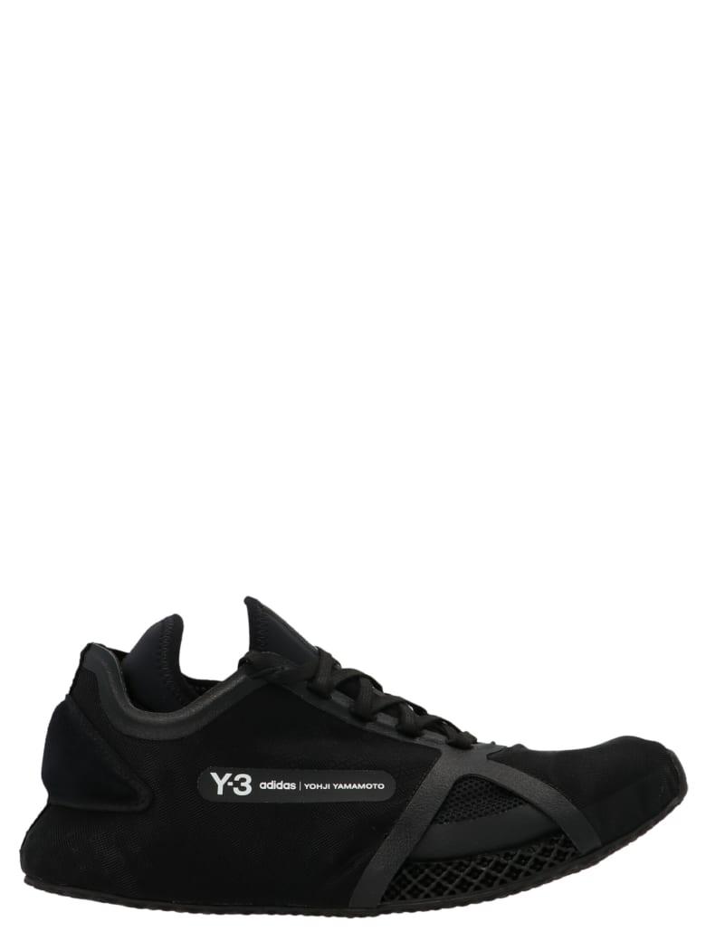Y-3 'runner 4d Low' Shoes - Black