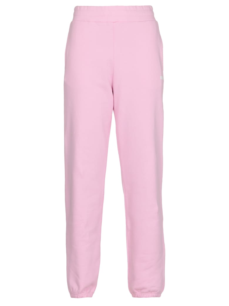 MSGM Cotton Trackpant - PINK