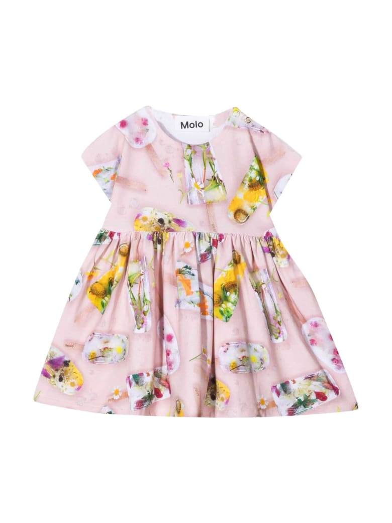 Molo Ice Lollies Dress With Print - Unico