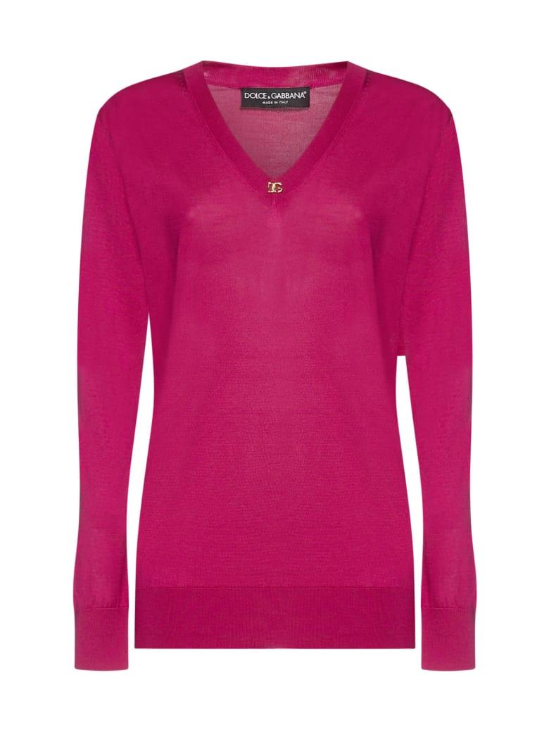 Dolce & Gabbana Sweater - Lampone