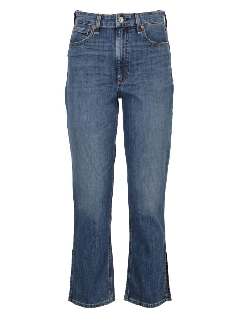Rag & Bone Jeans - Julienne Blue