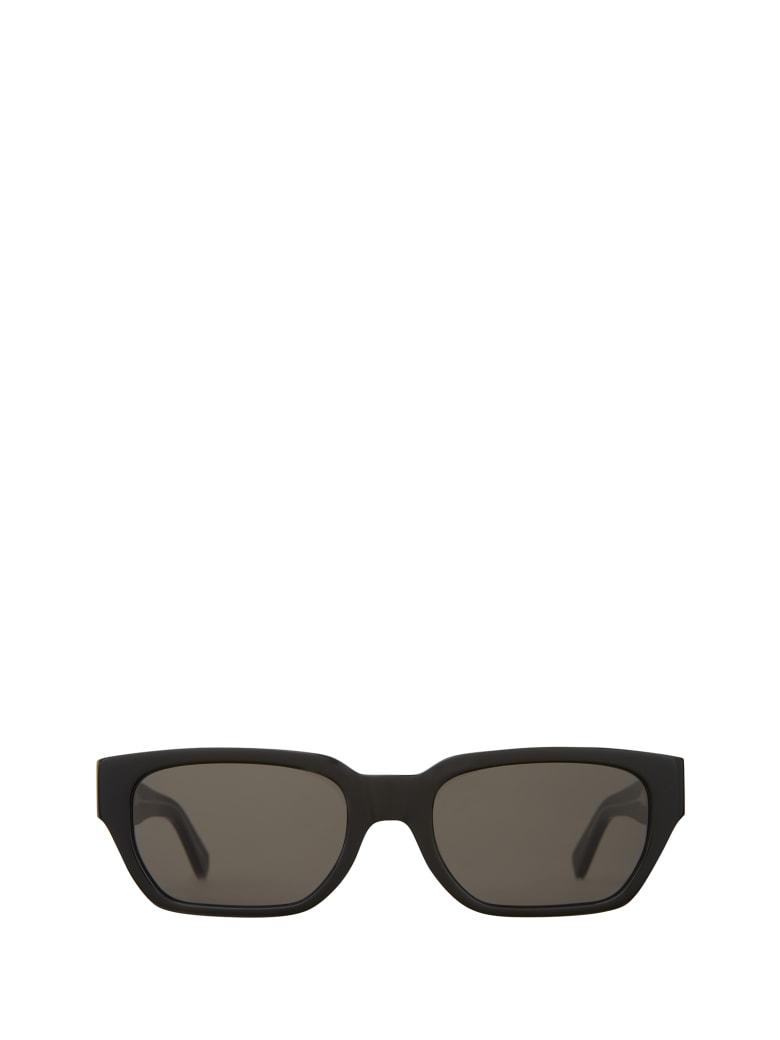 Garrett Leight Garrett Leight Mayan Sun Black Sunglasses - Black
