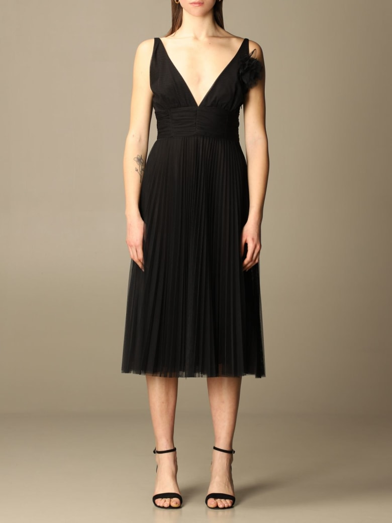 Anna Molinari Dress Dress Women Anna Molinari - Black