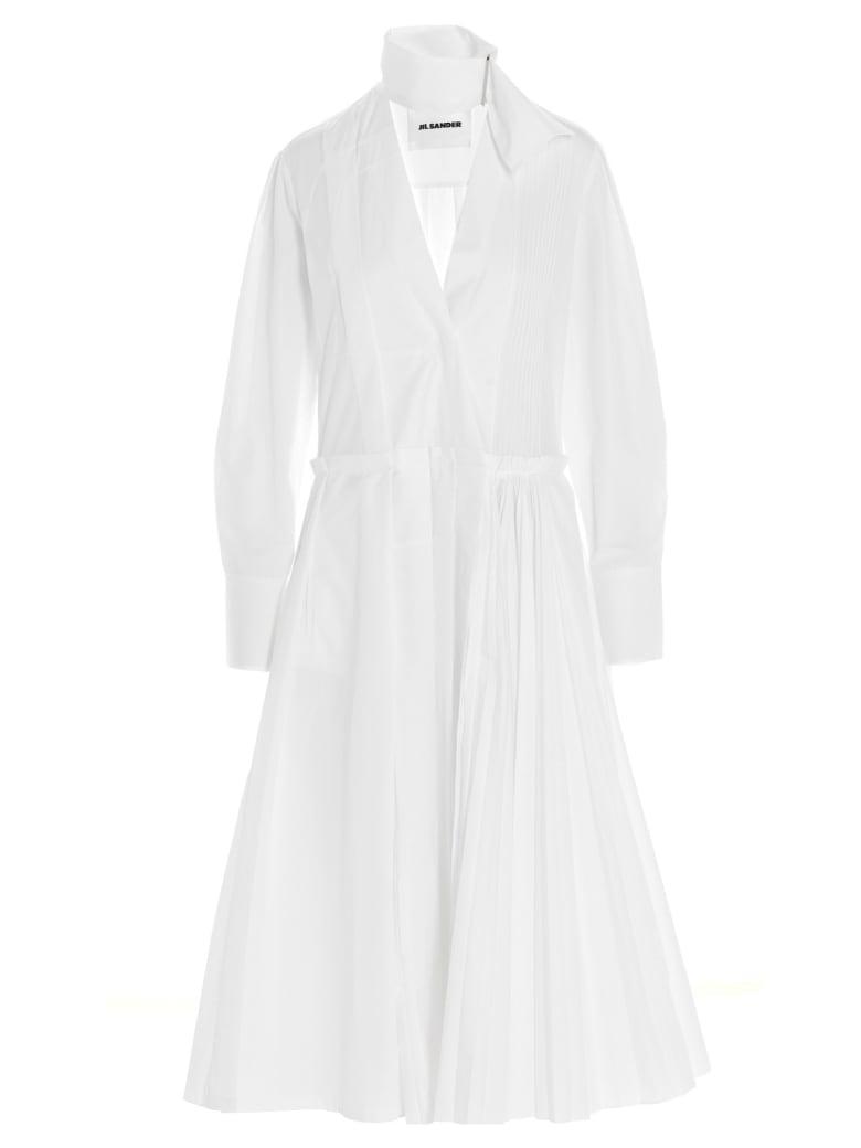 Jil Sander Dress - White