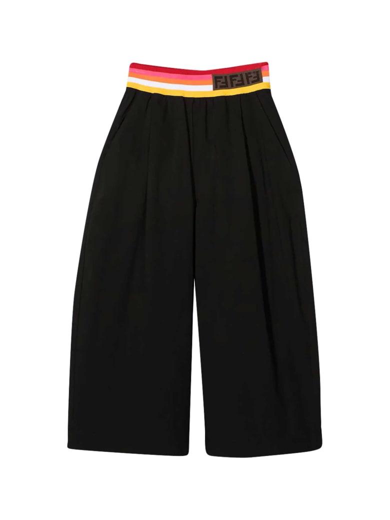 Fendi Black Trousers - Gme Black