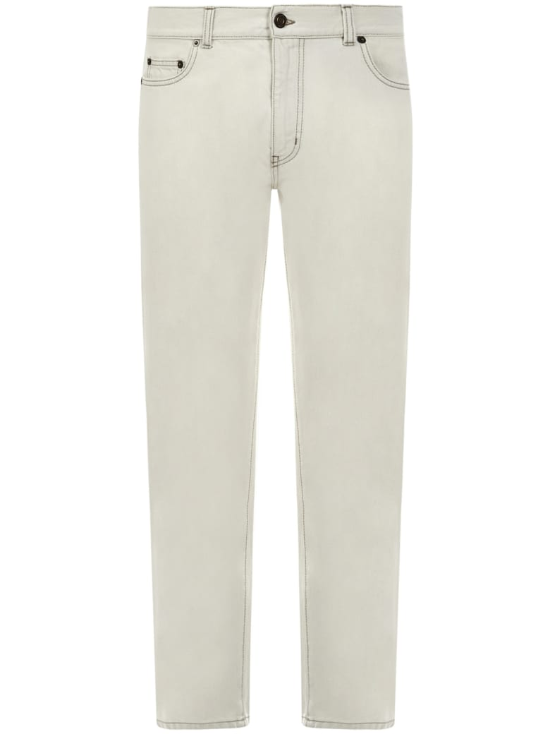 Saint Laurent Jeans - Grey