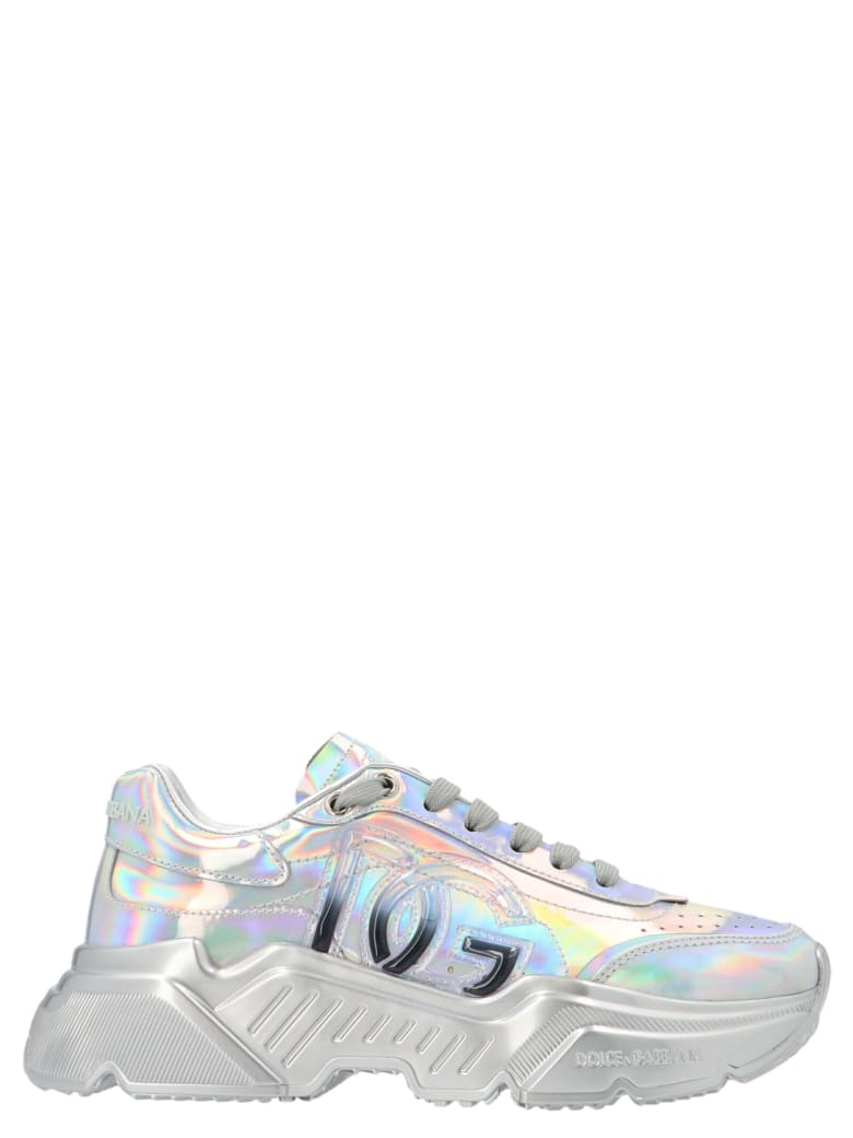 Dolce & Gabbana 'daymaster' Shoes - Silver
