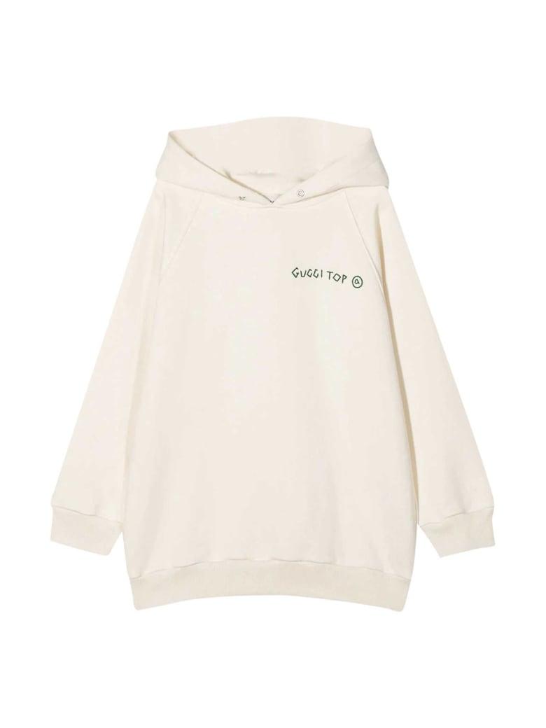 Gucci White Sweatshirt - Bianco