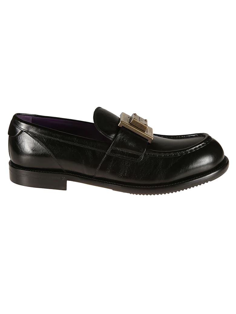 Dolce & Gabbana Bernini Loafers - Black