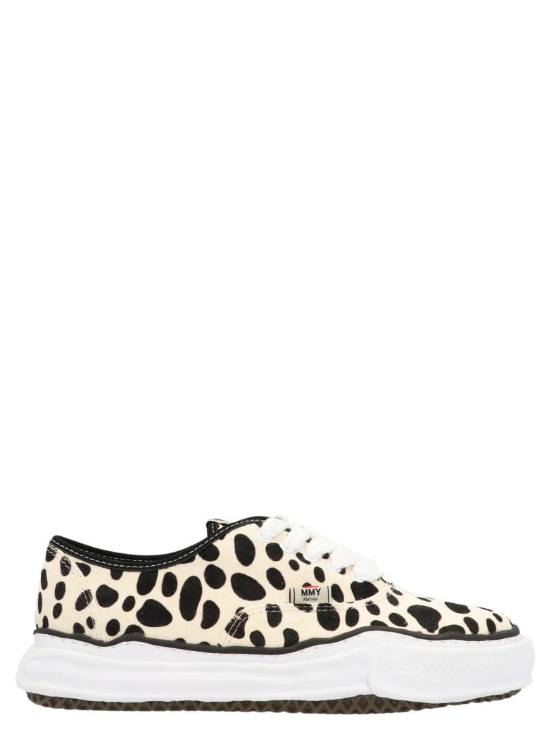 Mihara Yasuhiro 'baker' Shoes - Nero bianco