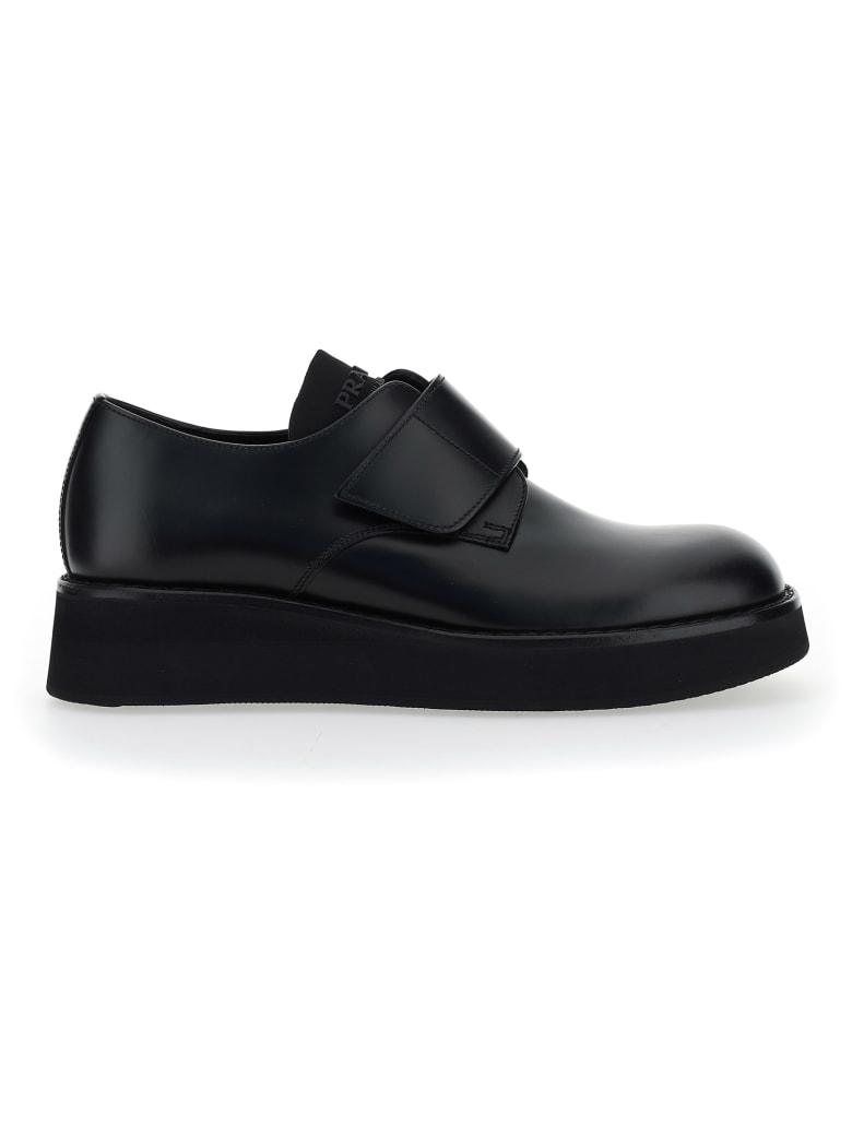 Prada Derby Shoes - Black