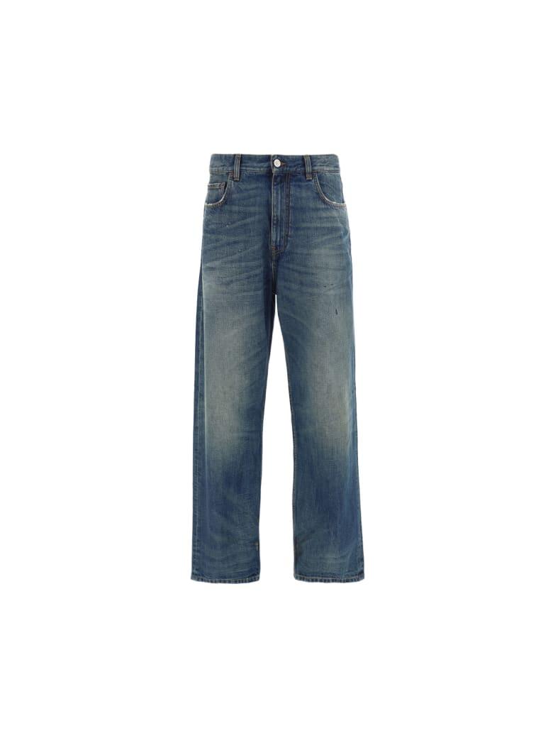 Balenciaga Jeans - Dirty dark blue