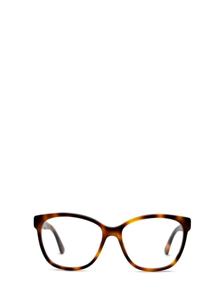 Gucci Gucci Gg0421o Havana Glasses - Havana
