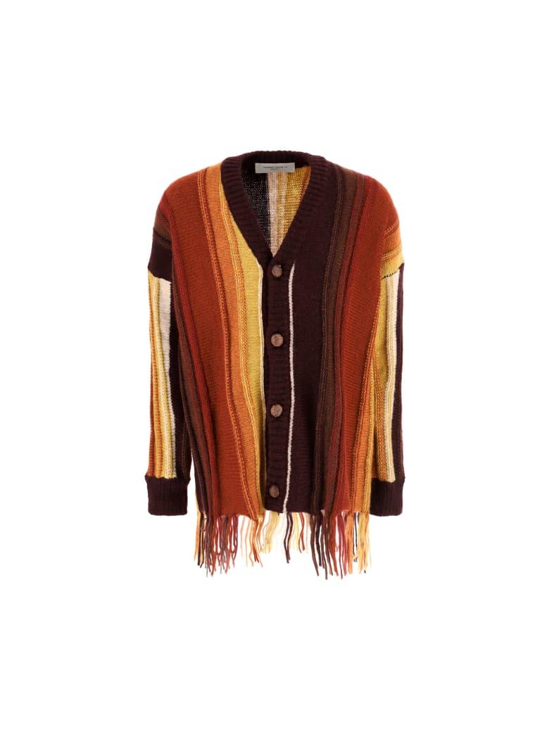 Golden Goose Danyal Cardigan - Multicolor