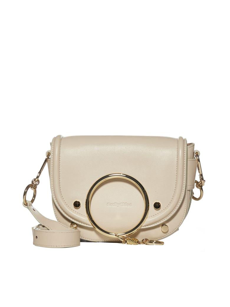 See by Chloé Shoulder Bag - Cement beige