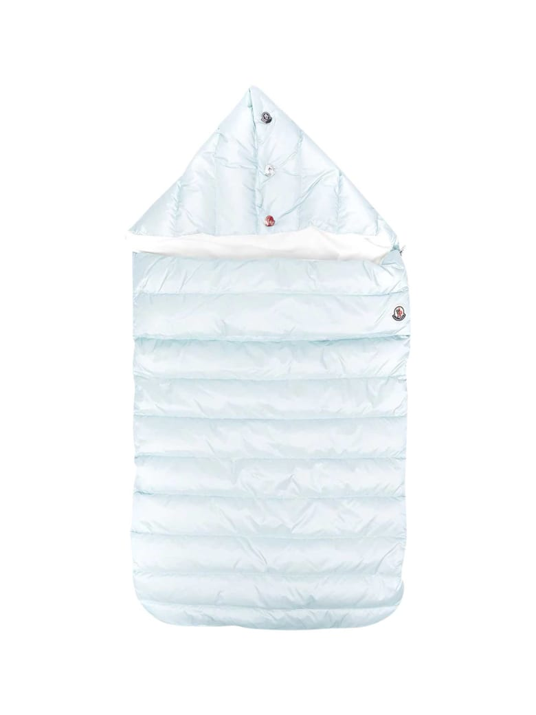 Moncler Light Blue Sleeping Bag - Azzurro