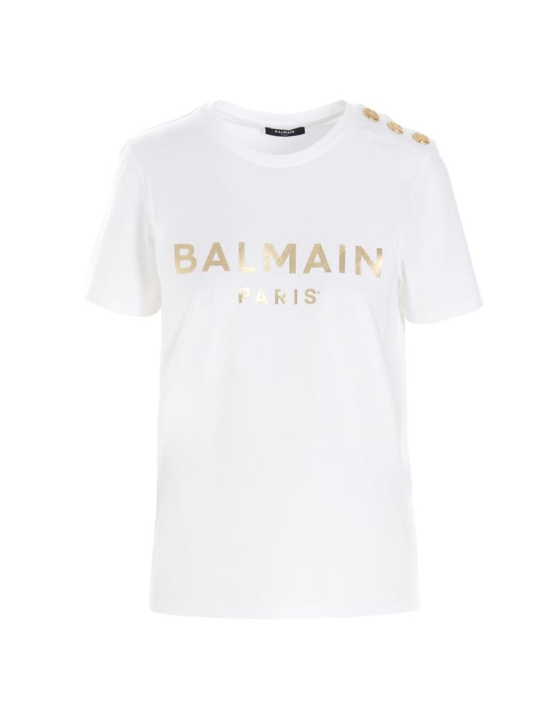 Balmain T-shirt - Bianca