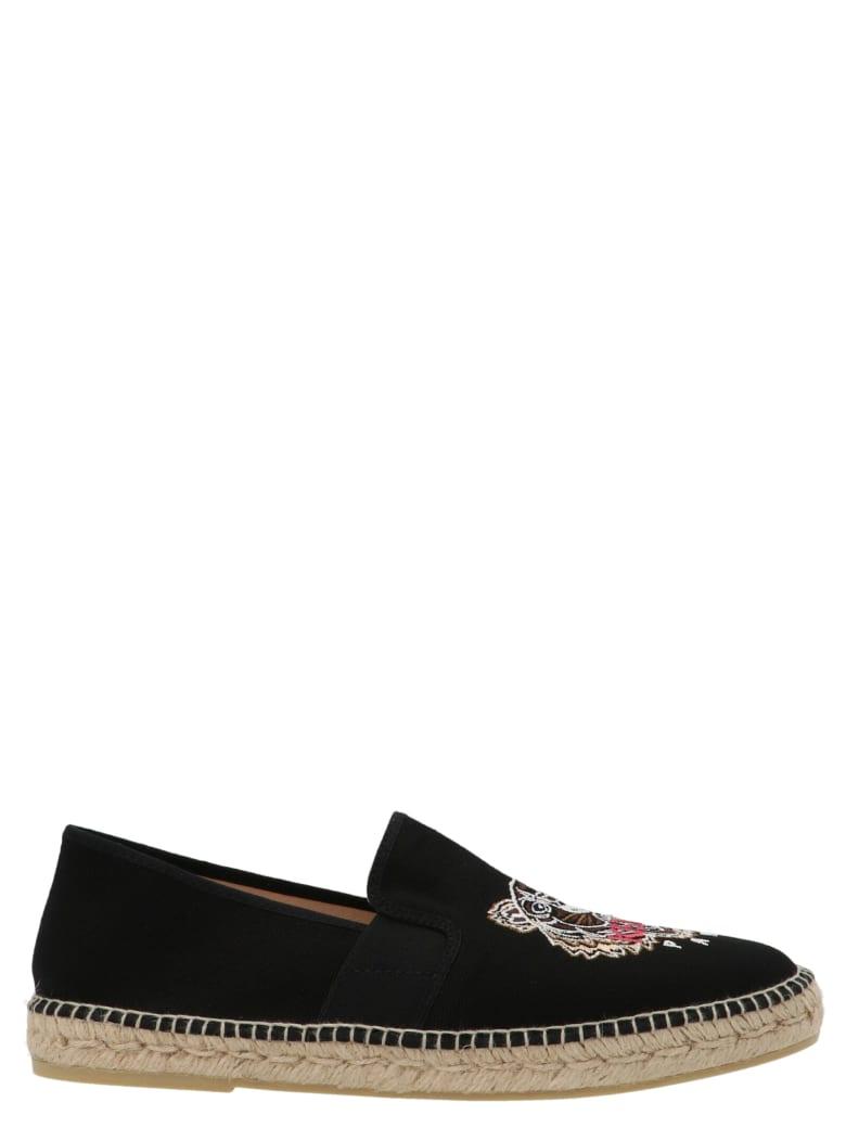 Kenzo 'icon Tiger' Shoes - Black