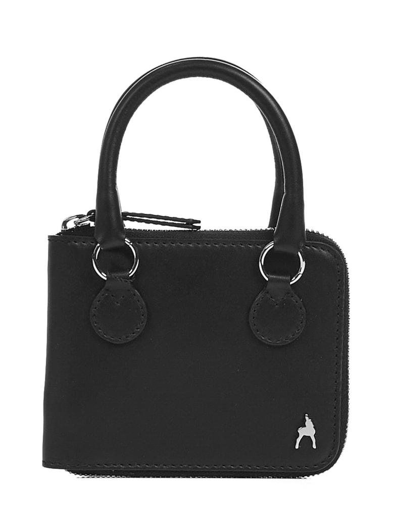 Marco de Vincenzo Wally Belt Bag - Black