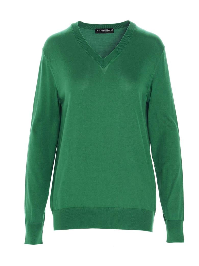 Dolce & Gabbana Sweater - Green