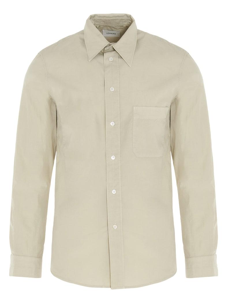 Lemaire Shirt - Beige