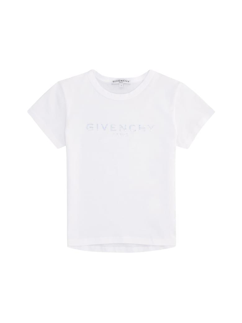 Givenchy Cotton Crew-neck T-shirt - White