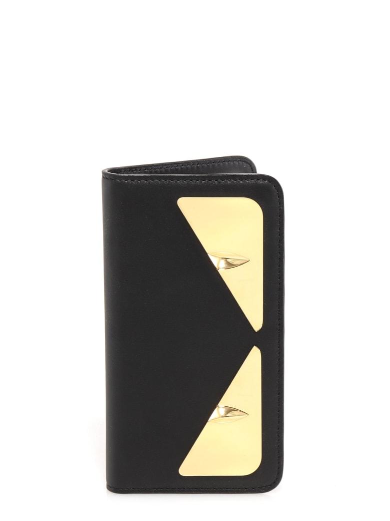 Fendi Iphone Case - Black