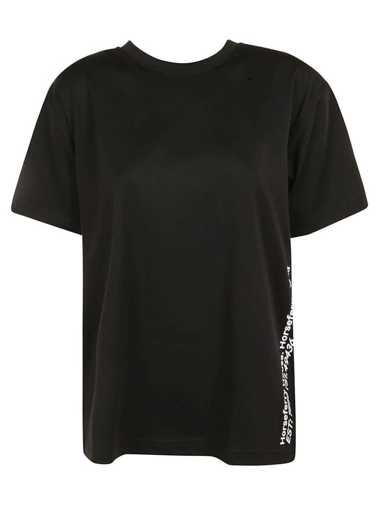 Burberry Carrick T-shirt - Black