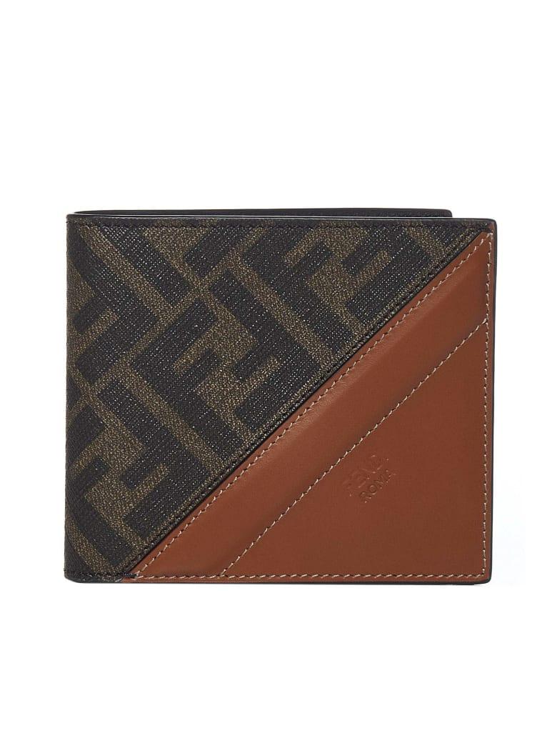 Fendi Wallet - Tab.mr+cuoio+pall