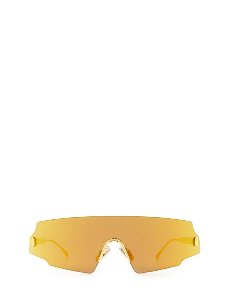 Fendi Fendi Ff 0440/s Gold Sunglasses - Gold