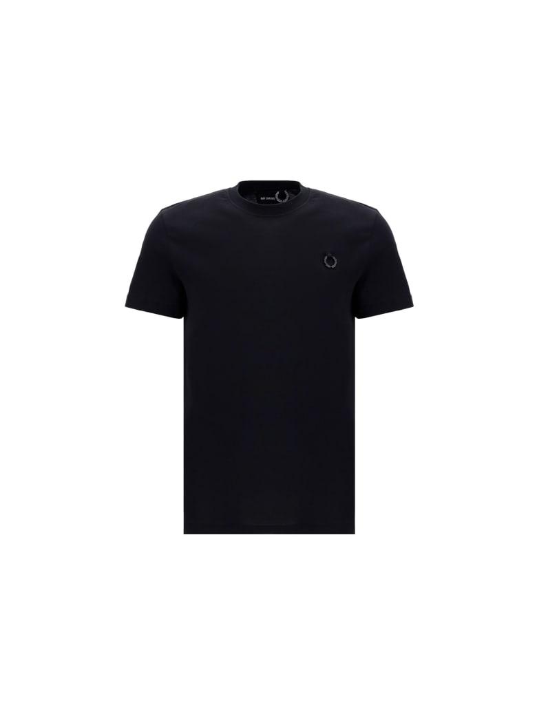 Fred Perry by Raf Simons Fred Perry X Raf Simons T-shirt - Black