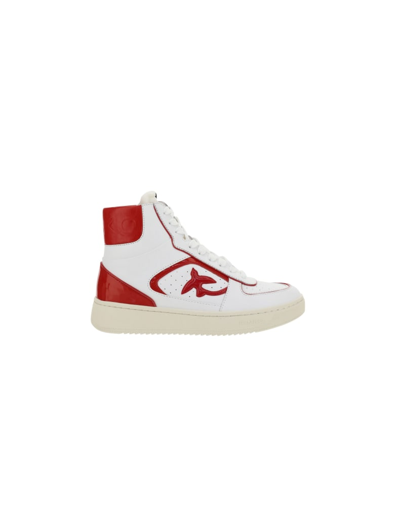 Pinko Sneakers - Bianco/rosso
