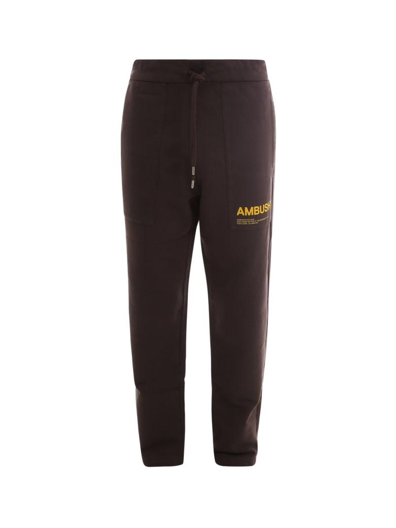 AMBUSH Trouser - CHOCOLATE
