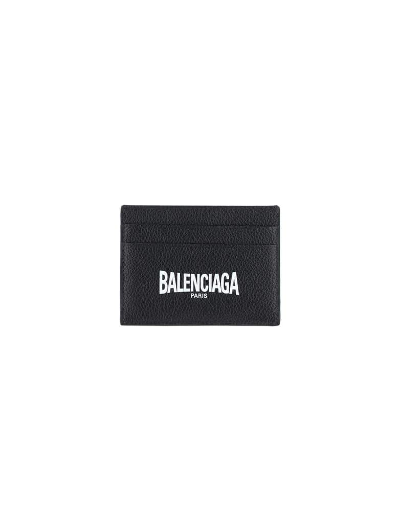 Balenciaga Card Holder - Nero e Bianco