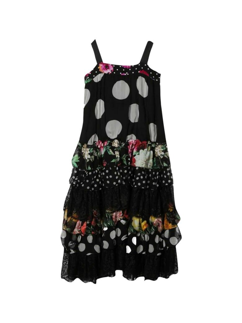 Dolce & Gabbana Patterned Dress - Variante abbinata